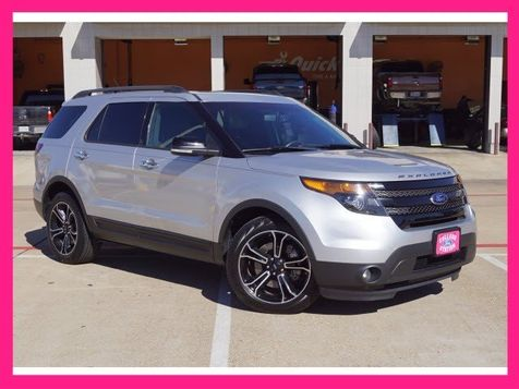 2014 Ford Explorer Sport in Bryan-College Station