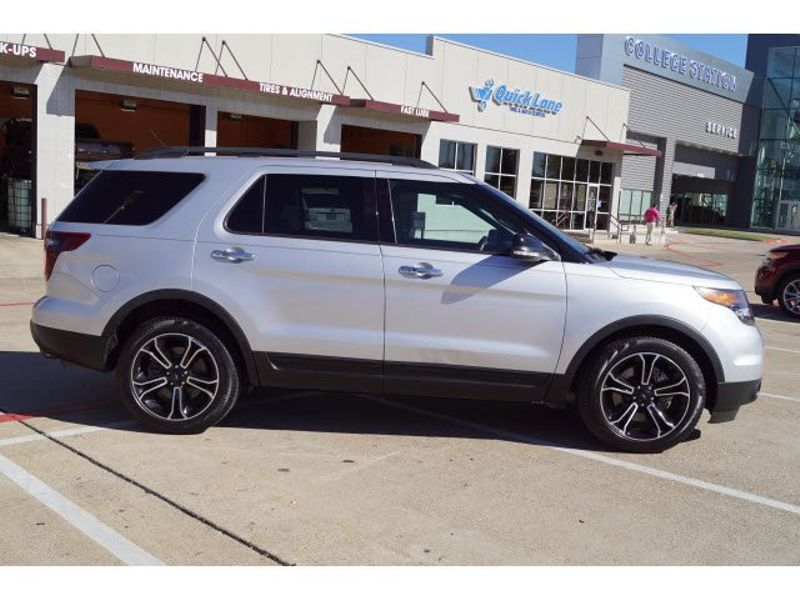 2014 Ford Explorer Sport  city TX  College Station Ford - Used Cars  in Bryan-College Station, TX
