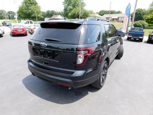 2014 Ford Explorer Sport Ephrata, PA 3