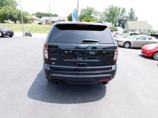 2014 Ford Explorer Sport Ephrata, PA 4