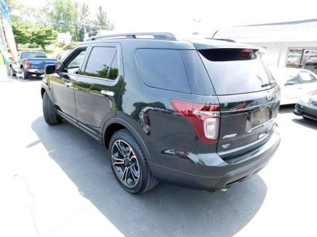 2014 Ford Explorer Sport Ephrata, PA 5