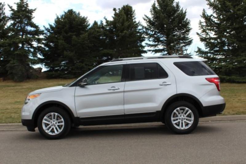 2014 Ford Explorer Xlt City Mt Bleskin Motor Company