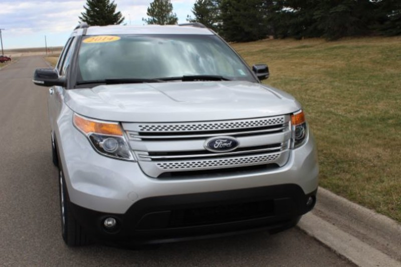 2014 ford explorer xlt city mt bleskin motor company for City motor company great falls
