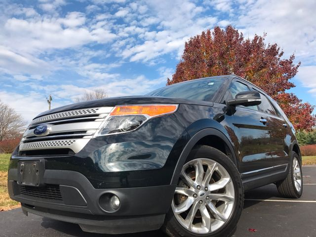 2014 Ford Explorer XLT LEATHER/NAVIGATION/PANORAMIC/BACK UP CAMERA Leesburg, Virginia 1