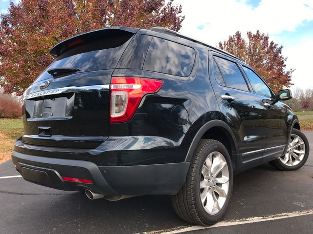 2014 Ford Explorer XLT LEATHER/NAVIGATION/PANORAMIC/BACK UP CAMERA Leesburg, Virginia 2