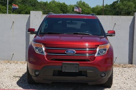 2014 Ford Explorer Limited | Lewisville, Texas | Castle Hills Motors in Lewisville, Texas