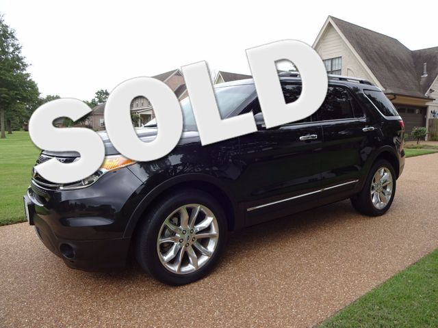 2014 Ford Explorer Limited 4X4 | Marion, Arkansas | King Motor Company