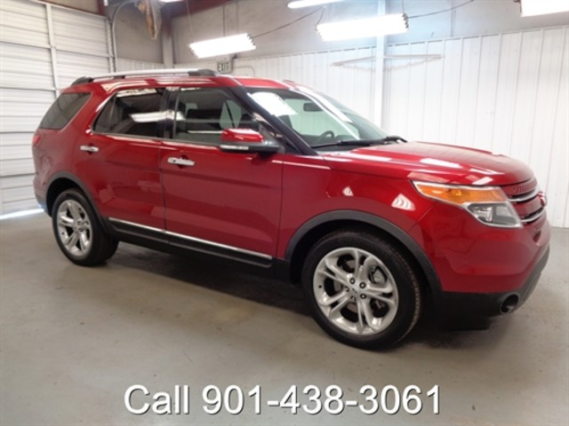 2014 Ford Explorer Limited in Memphis Tennessee