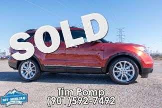 2014 Ford Explorer Limited/ NAVIGATION / LEATHER/3RD ROW SEATS in  Tennessee