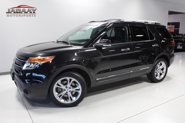 2014 Ford Explorer Limited Merrillville, Indiana 32