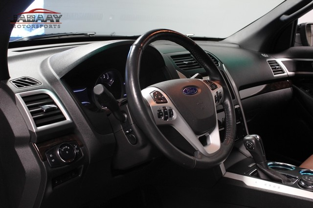 2014 Ford Explorer Limited Merrillville, Indiana 9