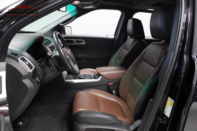 2014 Ford Explorer Limited Merrillville, Indiana 10