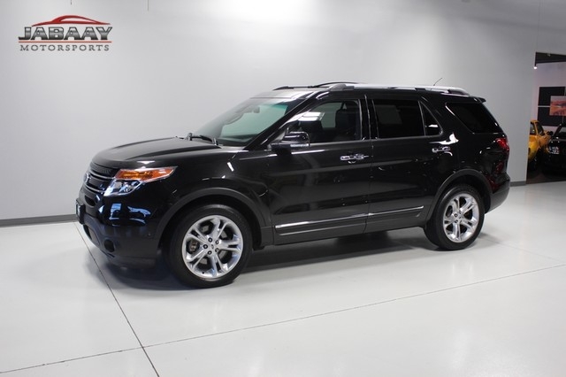 2014 Ford Explorer Limited Merrillville, Indiana 35