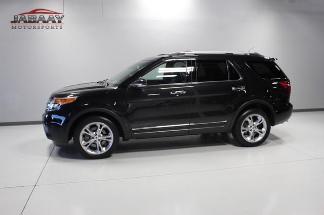 2014 Ford Explorer Limited Merrillville, Indiana 36