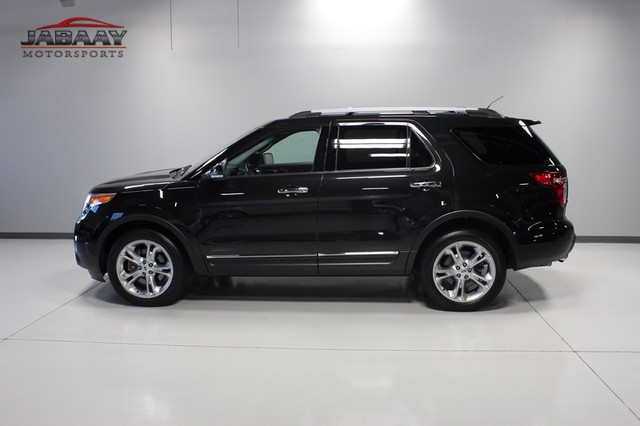 2014 Ford Explorer Limited Merrillville, Indiana 1