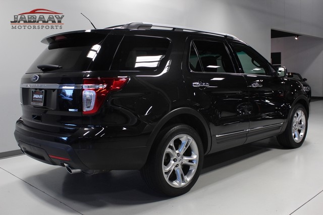2014 Ford Explorer Limited Merrillville, Indiana 4