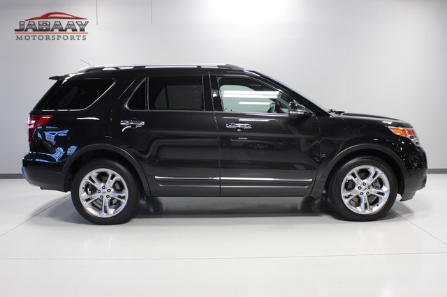 2014 Ford Explorer Limited Merrillville, Indiana 5