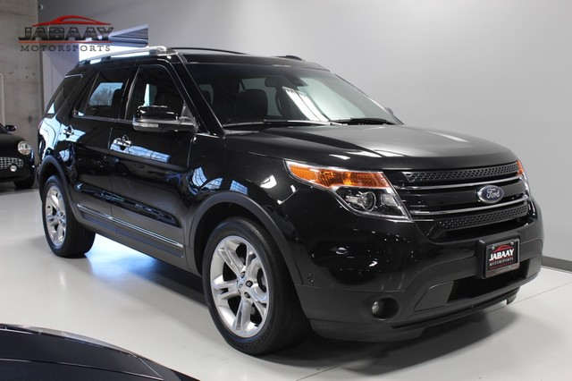 2014 Ford Explorer Limited Merrillville, Indiana 6