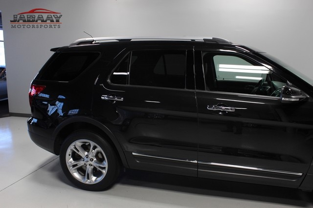2014 Ford Explorer Limited Merrillville, Indiana 37
