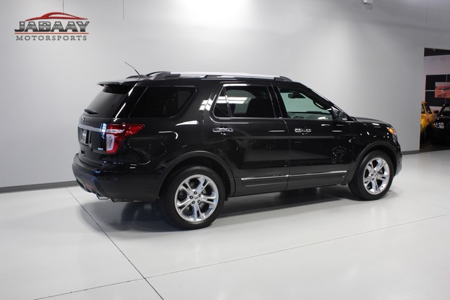 2014 Ford Explorer Limited Merrillville, Indiana 39