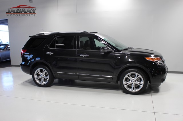 2014 Ford Explorer Limited Merrillville, Indiana 42