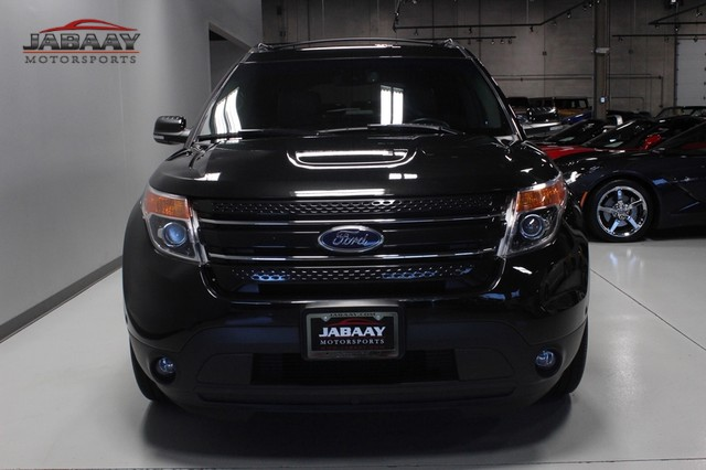 2014 Ford Explorer Limited Merrillville, Indiana 7