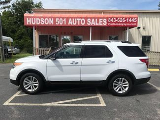 2014 Ford Explorer in Myrtle Beach South Carolina