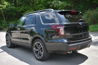 2014 Ford Explorer Sport Naugatuck, Connecticut 2