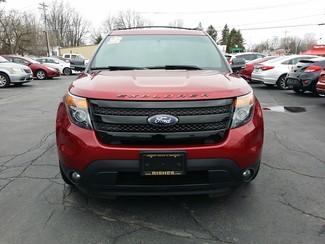 2014 Ford Explorer Sport AWD in Ogdensburg, New York