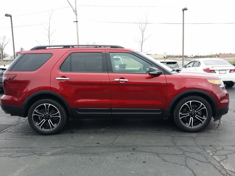 2014 Ford Explorer Sport AWD 7 Pass | Ogdensburg, New York | Rishe's Auto Sales in Ogdensburg, New York