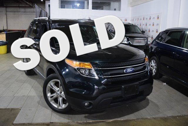 2014 Ford Explorer Limited Richmond Hill, New York 0
