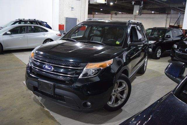 2014 Ford Explorer Limited Richmond Hill, New York 1