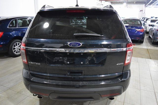 2014 Ford Explorer Limited Richmond Hill, New York 10