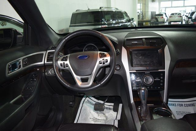 2014 Ford Explorer Limited Richmond Hill, New York 15