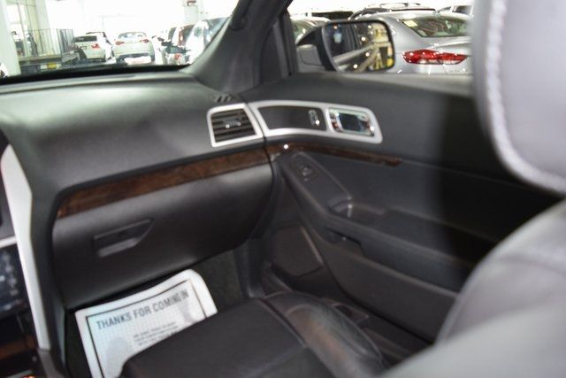 2014 Ford Explorer Limited Richmond Hill, New York 17