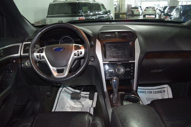 2014 Ford Explorer Limited Richmond Hill, New York 19