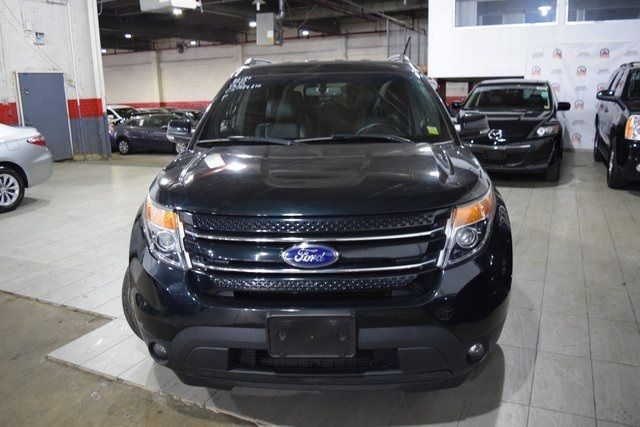 2014 Ford Explorer Limited Richmond Hill, New York 2