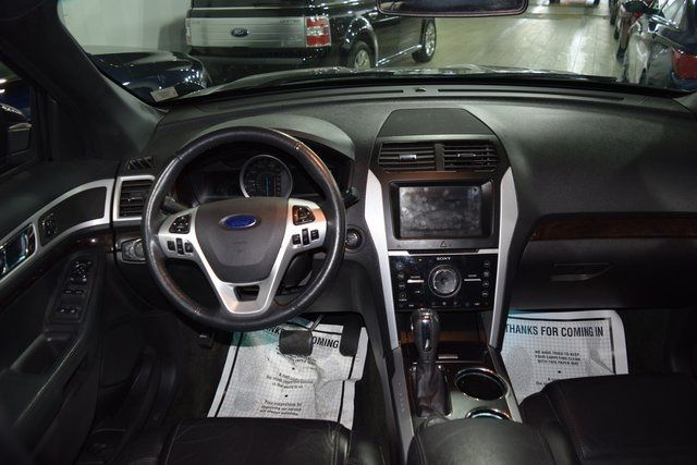 2014 Ford Explorer Limited Richmond Hill, New York 20