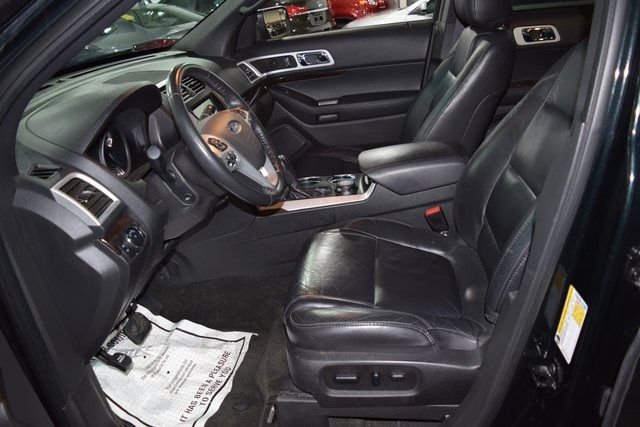 2014 Ford Explorer Limited Richmond Hill, New York 22