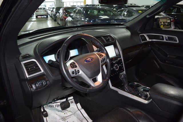 2014 Ford Explorer Limited Richmond Hill, New York 24