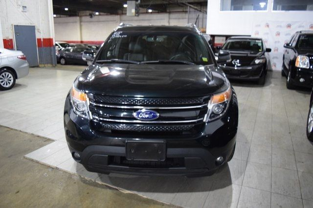 2014 Ford Explorer Limited Richmond Hill, New York 3