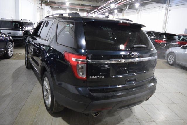 2014 Ford Explorer Limited Richmond Hill, New York 9