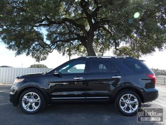 2014 Ford Explorer Limited 3.5L V6 in San Antonio Texas