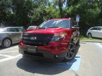 2014 Ford Explorer Sport SEFFNER, Florida