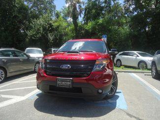 2014 Ford Explorer Sport SEFFNER, Florida 6