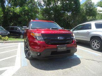 2014 Ford Explorer Sport SEFFNER, Florida 8