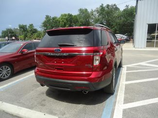 2014 Ford Explorer XLT 4X4. LEATHER. PWR TAILGATE SEFFNER, Florida 10
