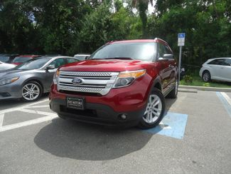 2014 Ford Explorer XLT 4X4. LEATHER. PWR TAILGATE SEFFNER, Florida 4