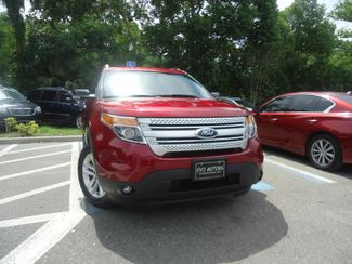 2014 Ford Explorer XLT 4X4. LEATHER. PWR TAILGATE SEFFNER, Florida 7
