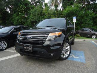 2014 Ford Explorer Limited 4WD. PANORAMIC. NAVIGATION SEFFNER, Florida